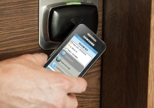 Access Control through NFC